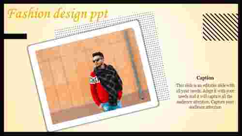 fashion design ppt templates-fashion design ppt